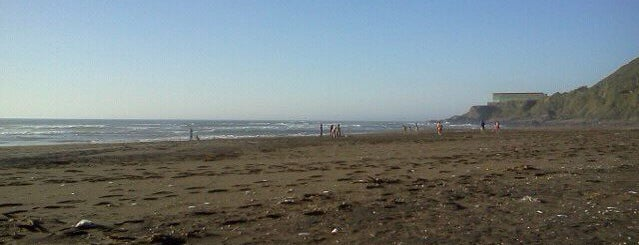 Playa Calfuco is one of Valdivia.