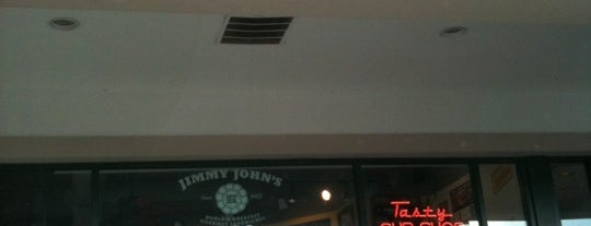Jimmy Johns is one of What's For Lunch?!.