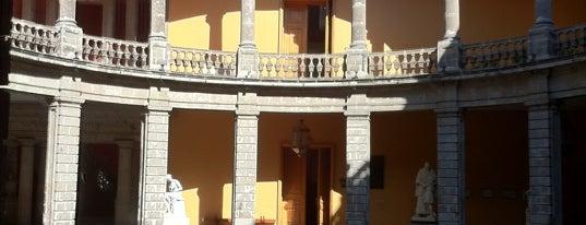 Museo Nacional de San Carlos is one of Ciudad de México, Mexico City on #4sqCities.