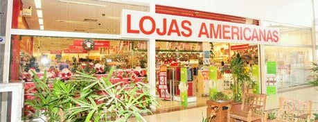 Lojas Americanas is one of Shopping Uberaba.