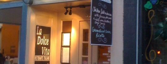 La Dolce Vita is one of Dining Tips at Restaurant.com Atlanta Restaurants.