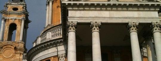 Basilica di Superga is one of Italy 2011.