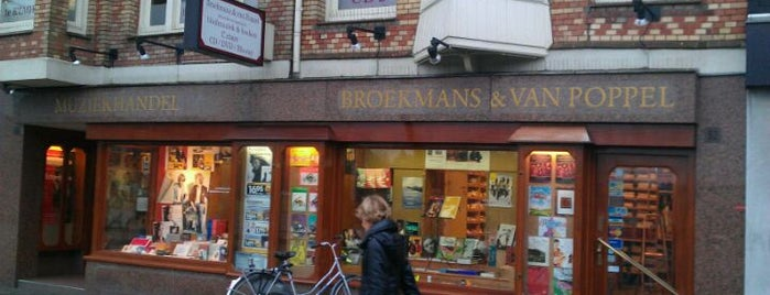 Broekmans & Van Poppel Muziekhandel BV is one of Bart in Amsterdam.