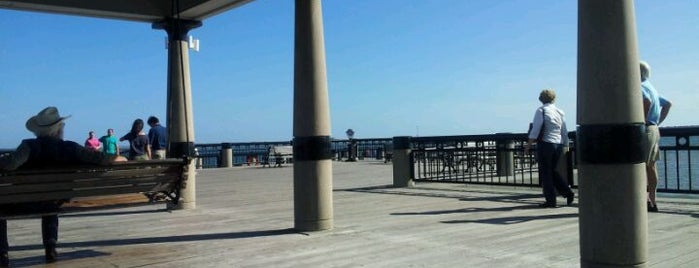 Charleston Pier Swings is one of Charleston, SC #visitUS.