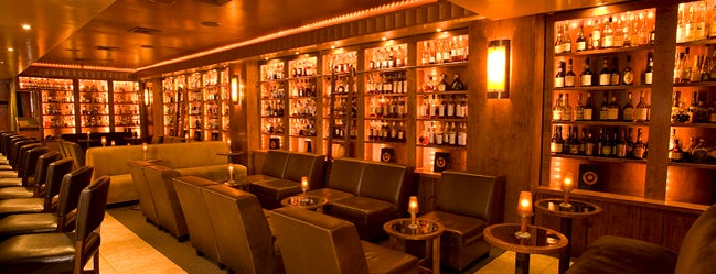 Brandy Library is one of Stevenson's Favorite Whiskey Bars.
