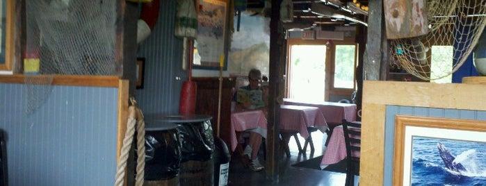 Marshland Restaurant Dennis Ma