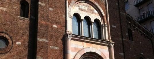 Chiesa di San Babila is one of Milan City Badge - Milano da bere.