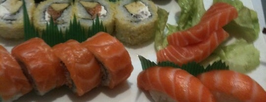 Sushi Bento is one of Top Favorites Food Places in بيروت, Lebanon.