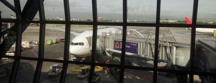 Gate E2 is one of TH-Airport-BKK-1.