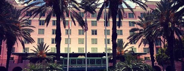 The Vinoy® Renaissance St. Petersburg Resort & Golf Club is one of Ren.