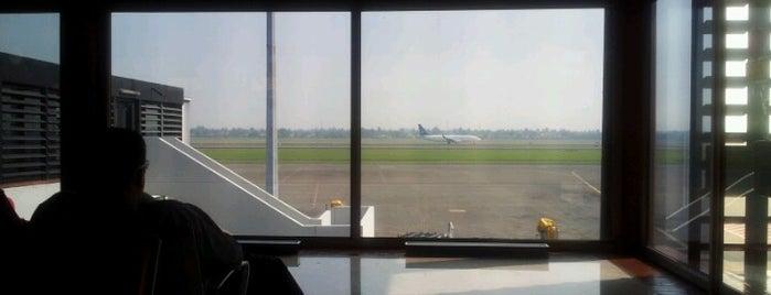 Gate D7 is one of Soekarno Hatta International Airport (CGK).