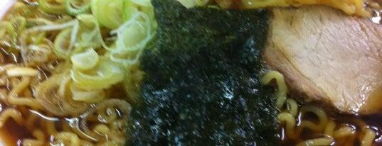 かまだ食堂 is one of Ramen shop in Morioka.