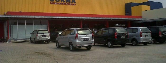 Borma Toserba is one of Napak Tilas Perjalanan N9.