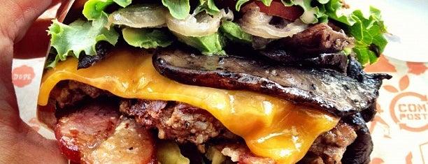 Super Duper Burger is one of 2012 Restaurants.