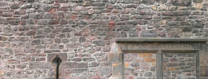 Flodden Wall is one of Edinburgh.