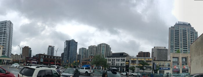 Downtown Ottawa is one of Ottawa.