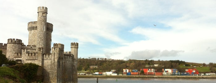 Blackrock Castle is one of PIBWTD.