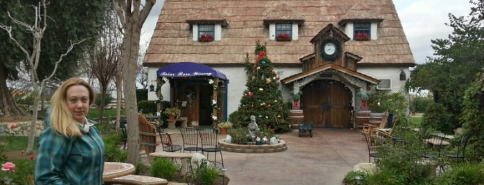 Briar Rose Winery is one of Temecula Wineries.
