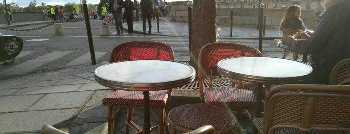Brasserie de l'Isle Saint-Louis is one of Paris.