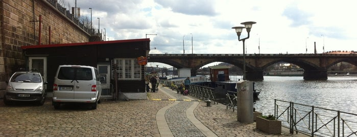 Restaurace Vltava is one of The Other Prague....