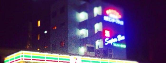 セブンイレブン 大牟田大正町1丁目店 is one of セブンイレブン 福岡.