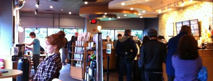Starbucks is one of Venues.