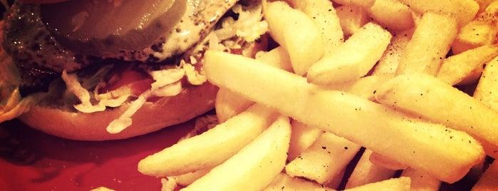 Famous Hamburger is one of Halal Restaurants.