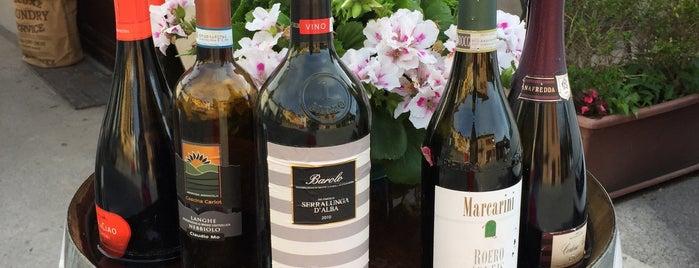 Vin Bar Pane e Vino is one of Italy 2011.