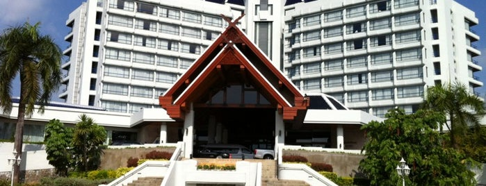 Dusit Island Resort Chiang Rai is one of Hotel.