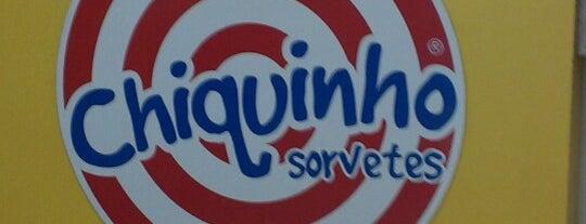 Chiquinho Sorvetes Ituiutaba is one of Lugares....