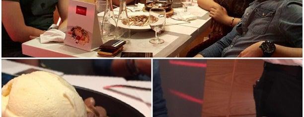 Dippingo Chocolate Lounge is one of My Doha..