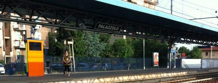 Stazione Palazzolo Milanese is one of Linee S e Passante Ferroviario di Milano.