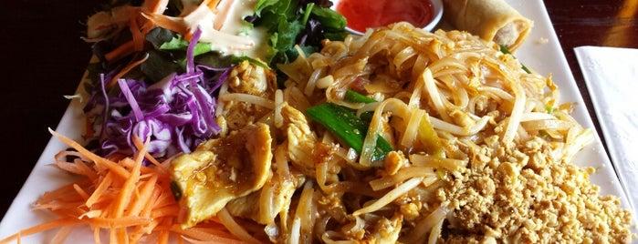 Jasmine Thai Restaurant is one of Restaurant.com Dining Tips in Los Angeles.