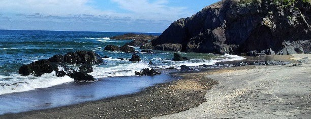Playa de Navia is one of La Poza.