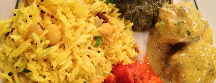 Minerva Indian Cuisine is one of CD's Recommendations.