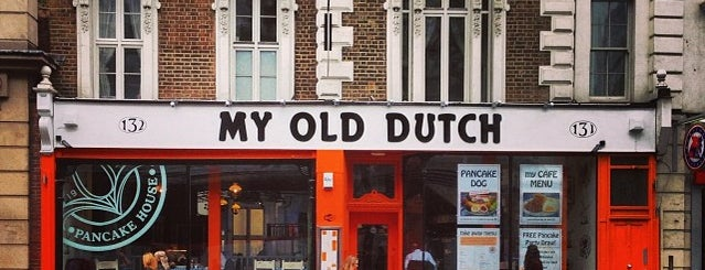 My Old Dutch is one of London.