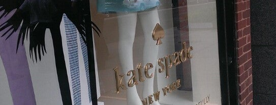 kate spade new york is one of Two days in Chicago, IL.