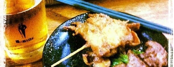 福田フライ 立ち飲み is one of 美味しいもの.