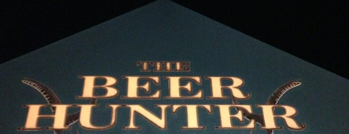 Beer Hunter is one of Places I've been or go to..