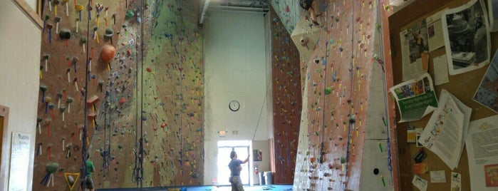 Philadelphia Rock Gym - Oaks is one of Expendables 2.