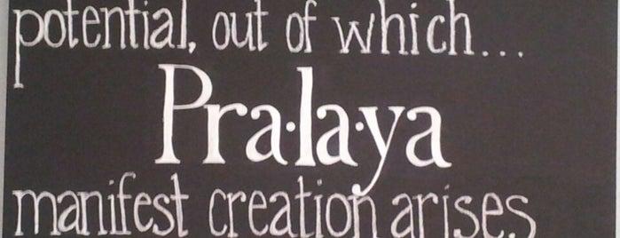 Pralaya Yoga is one of Yoga.