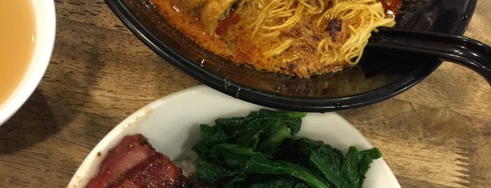 Shi Fu Wantan Mee Restaurant is one of Yeh's Fav Food!! ^o^.
