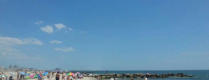 Rockaway Beach is one of Queens.