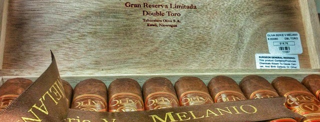 Tobacco Barn is one of La Palina Retailers.