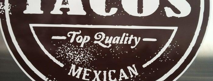 El Mercado Taco Wagon is one of Mayors.