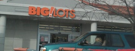Big Lots is one of Popular places.