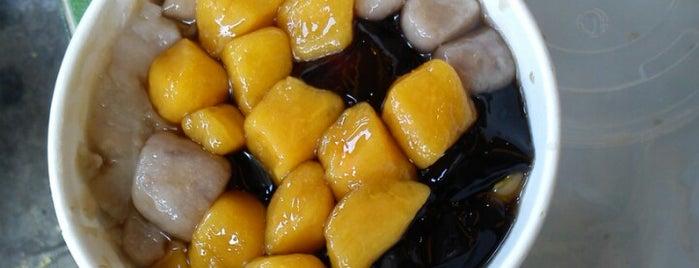 東東芋圓 is one of Dessert places.