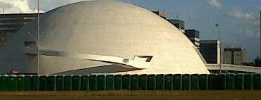 Museu Nacional da República Honestino Guimarães is one of Brasília.