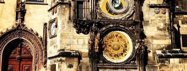 Pražský Orloj | Astronomical Clock is one of Noj Otsëit's tips.