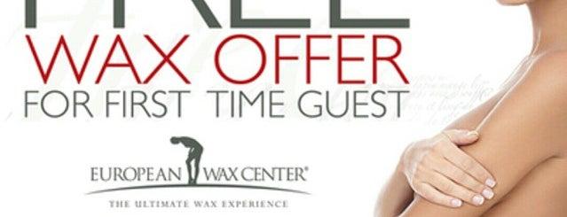 European Wax Center is one of Top 10 favorites places in Hoboken, NJ.